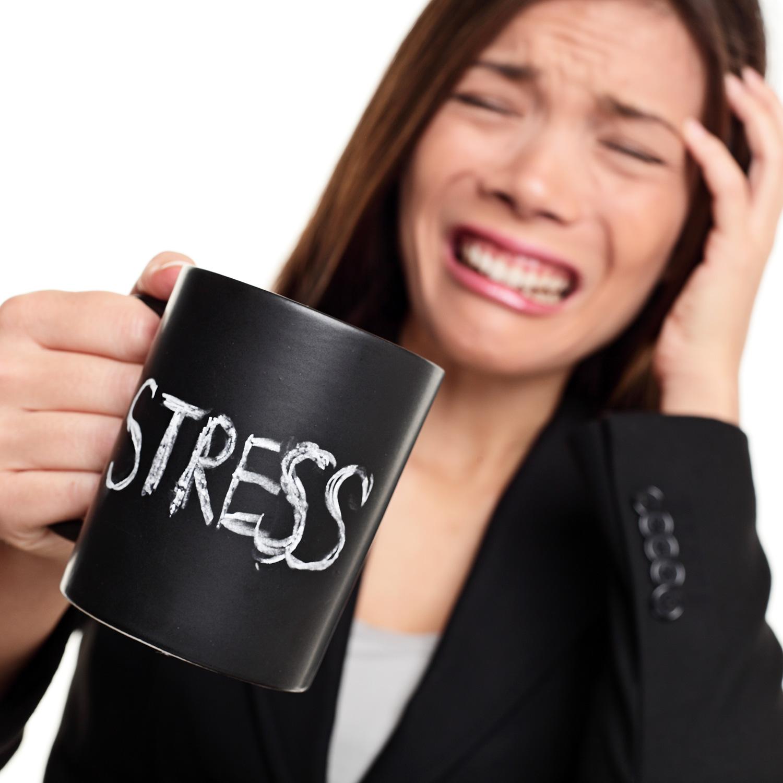 Stress op voeding-en-fitness.nl