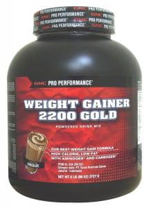 beste weightgainers