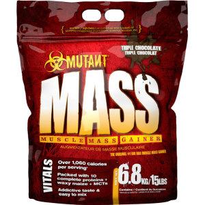Mutant mass beste weightgainers