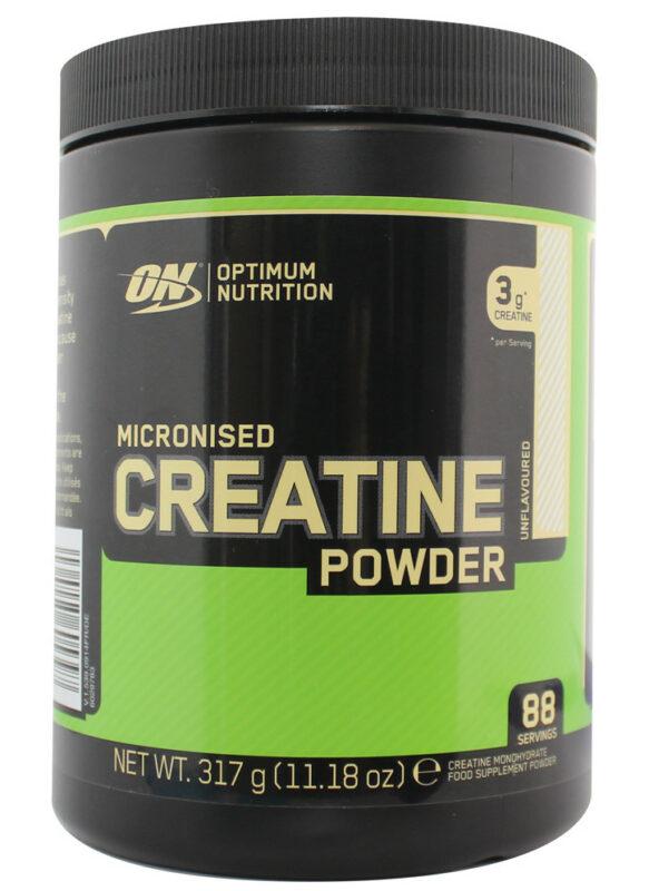 creatine optimum nutrition