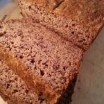 Gezond bananenbrood, dé broodvervanger zonder gluten en lactose!