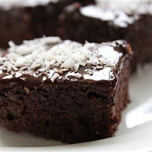 gezonde brownies