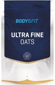 Ultra fine oats