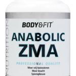 Anabolic ZMA review – Body & Fitshop