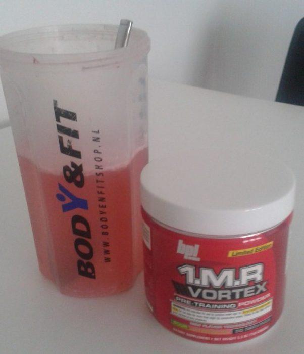 review 1 MR Vortex BPI Sports