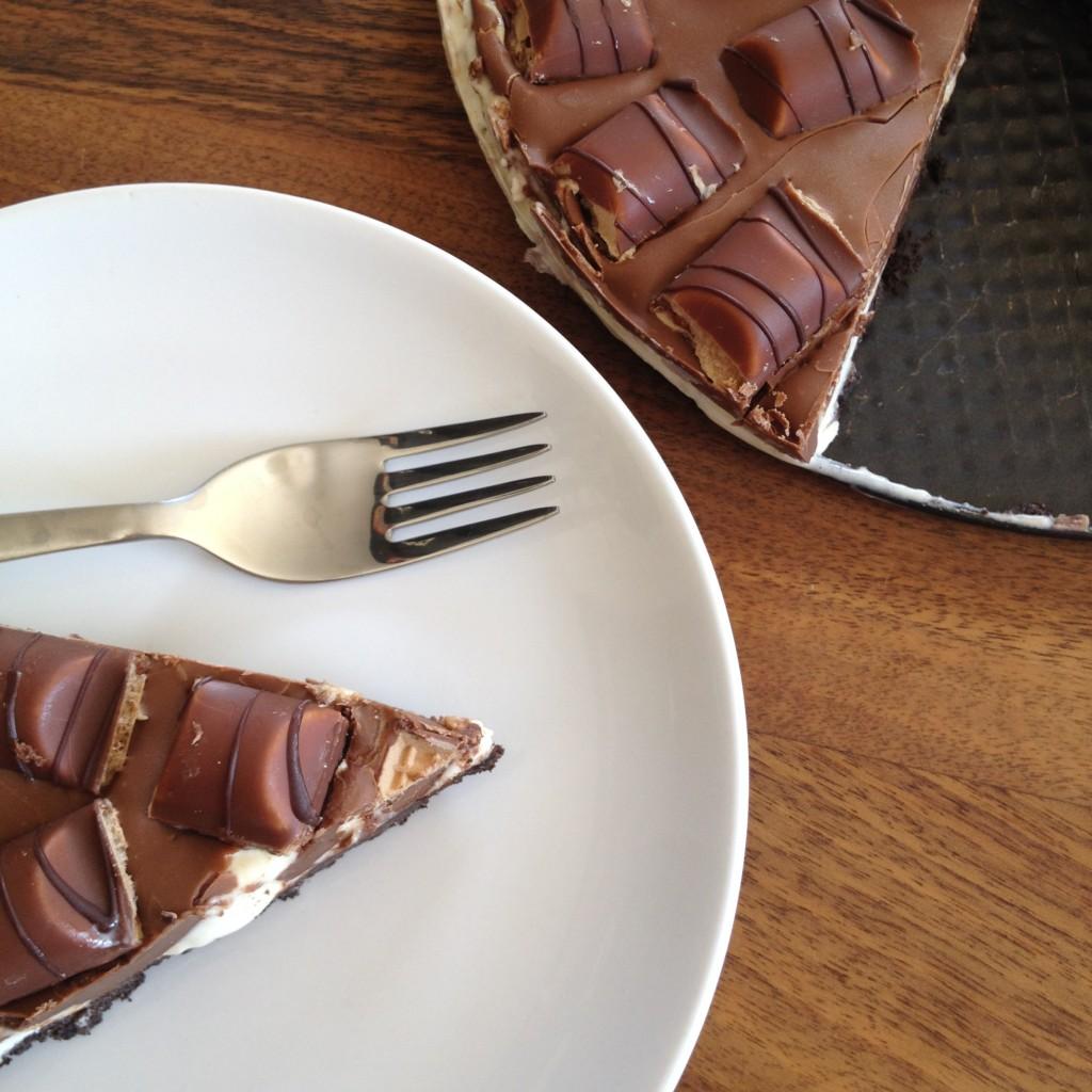 Milka Oreo Kinder Bueno Nutella Cheesecake