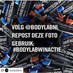 WIN: Protein Bars winnen van Bodylab!