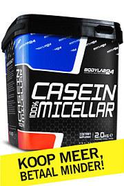 casein micellar eiwitshake bodylab