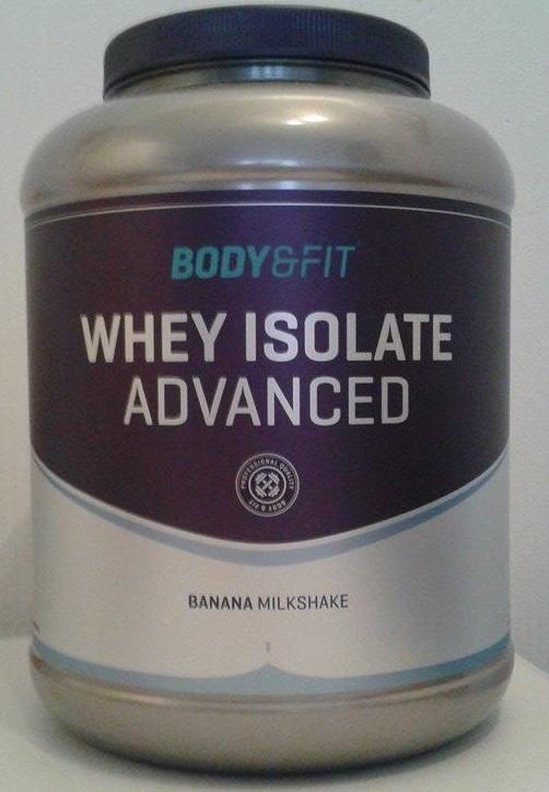 Whey Isolaat Advanced review ervaringen