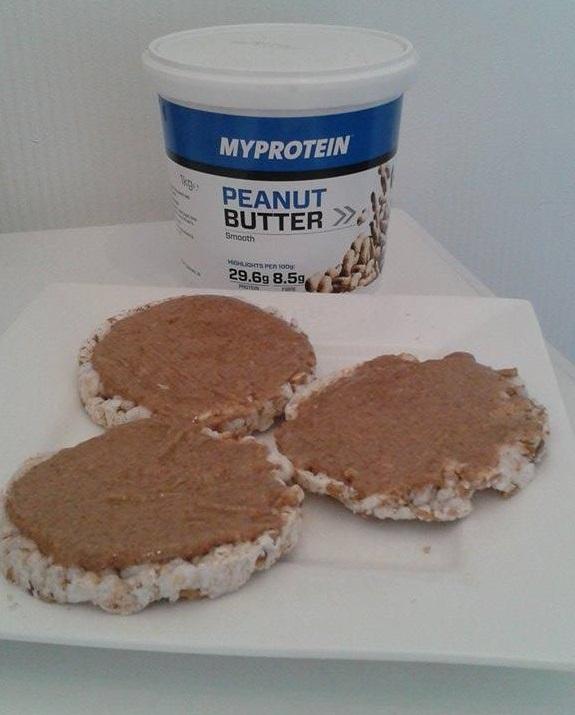 Myprotein pindakaas