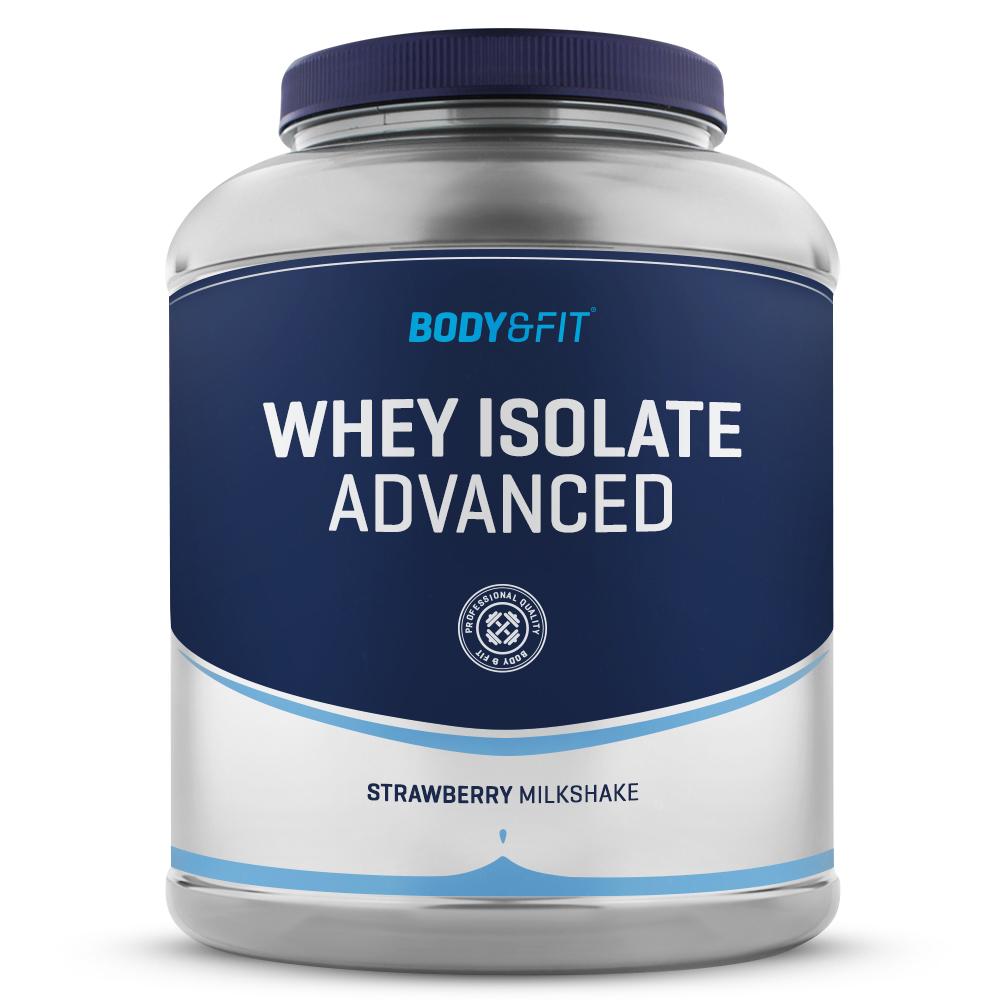 Whey Isolaat Advanced