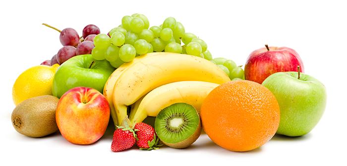 natuurlijke fruit suikers
