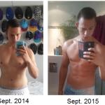 Ervaring met Voeding & Fitness van Lennard