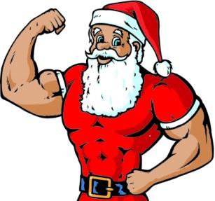 fitness cadeaus kerst