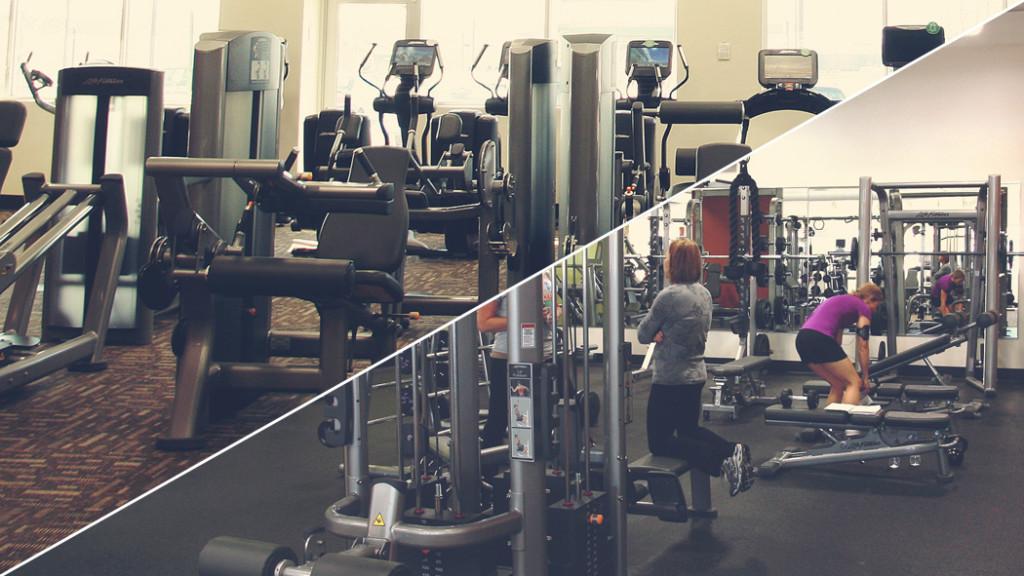fitness tips losse gewichten vs machines