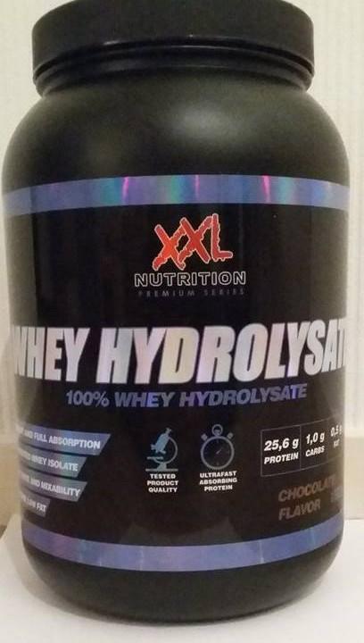 Whey Hydrolisaat XXL review