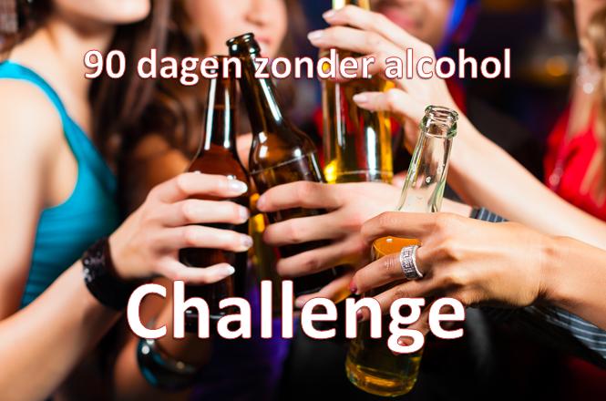 90 dagen zonder alcohol
