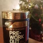 Gold Standard Pre-Workout review – Optimum Nutrition