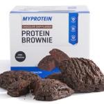 protein brownie myprotein