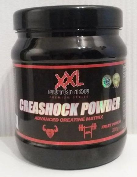 creashock powder ervaring