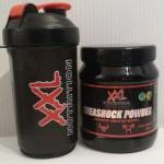 CreaShock Powder review - XXL Nutrition