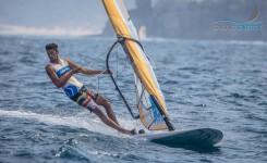 kiran badloe windsurfer