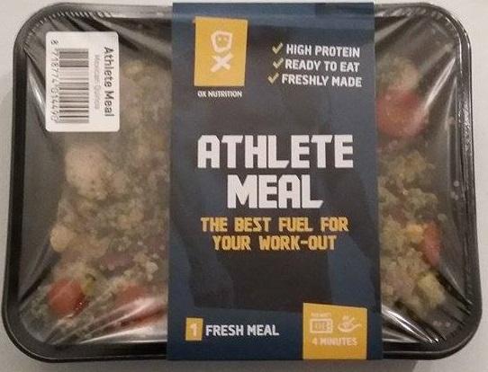 fitness maaltijden bestellen