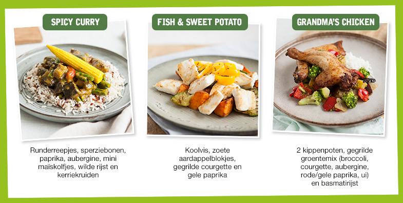 fresh 'n healthy meals