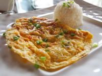 Thaise omelet recept