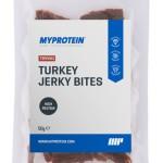 turkey jerky bites myprotein