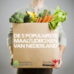De 5 populairste maaltijdboxen van Nederland