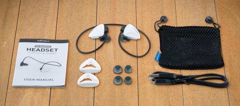 avanca d1 sports headset review