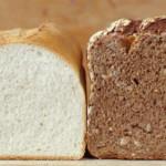 Volkoren of witte graanproducten
