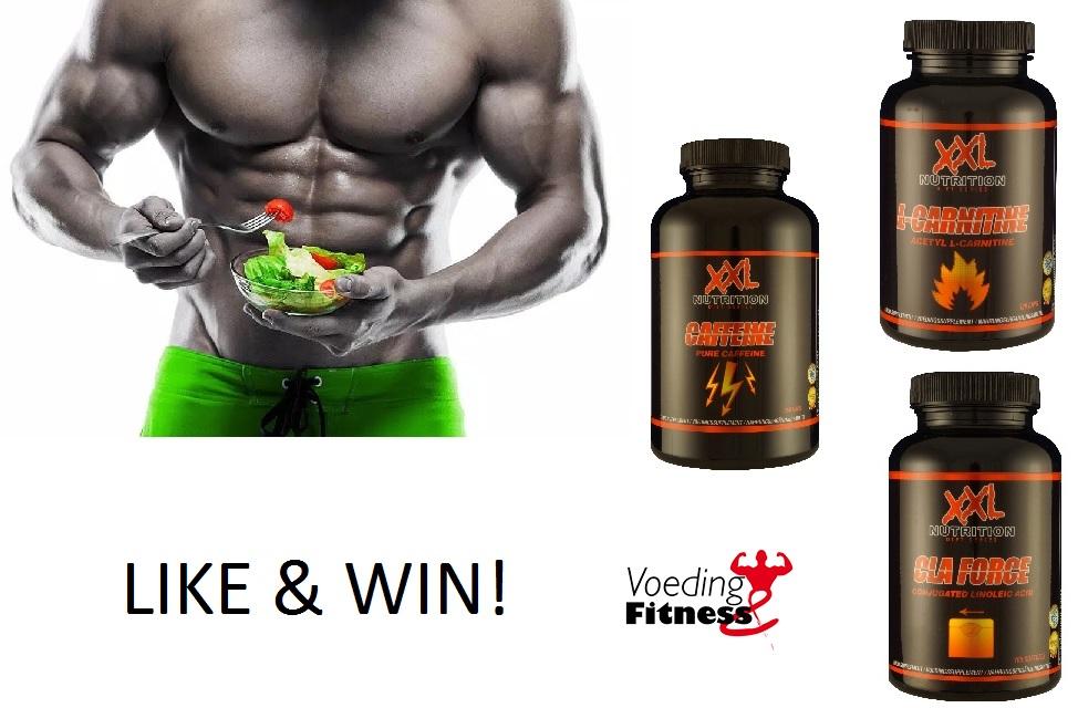 Fat burn stack xxl nutrition