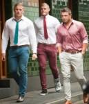 kleding voor gespierde mannen