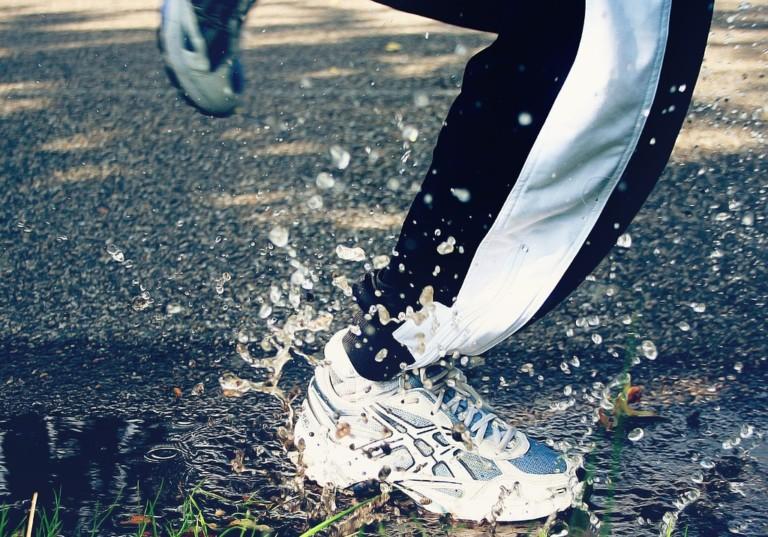 sporten op nuchtere maag