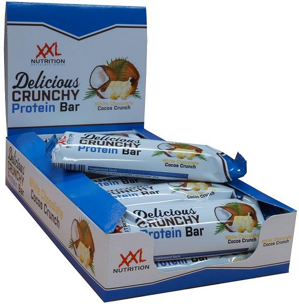 Crunchy Protein Bar