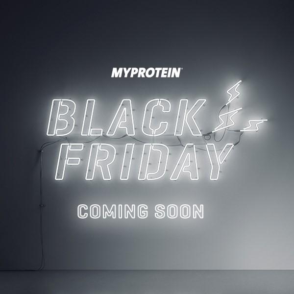 myprotein black friday aanbiedingen