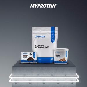 myprotein creatine aanbiedingen