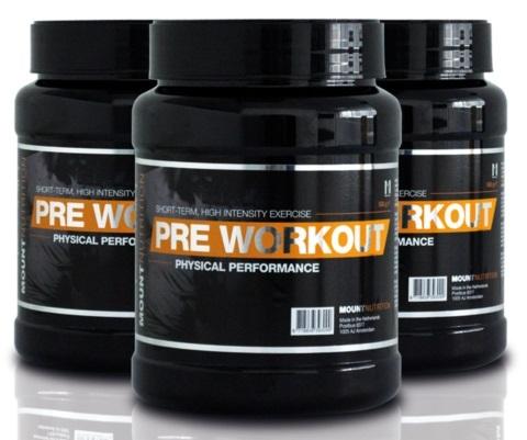 Mount Nutrition Pre Workout