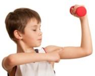 krachttraining voor kinderen