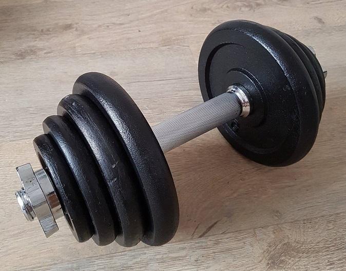 focus fitness dumbbells review