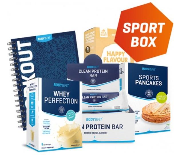sport box body & fit