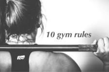 regels sportschool