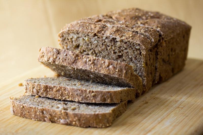 brood gezond ongezond