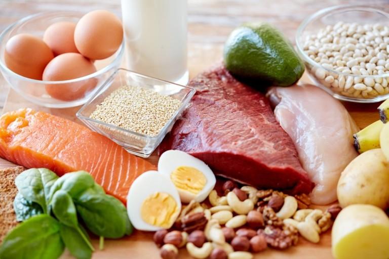proteïne dieet