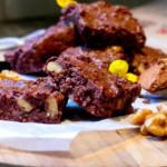 Gezonde chocolade brownies recept