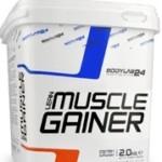 lean muscle gainer