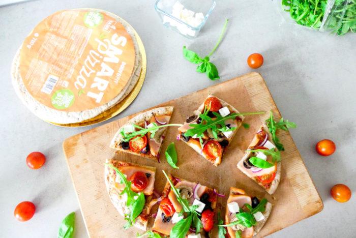 pizza kip recept