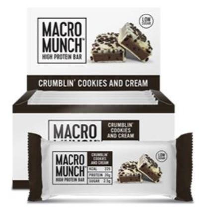 macro munch protein bars
